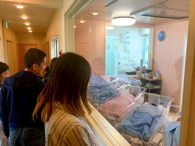 新生児室1